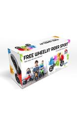 Free Wheelin' Rider Sport Bike, Racing Green