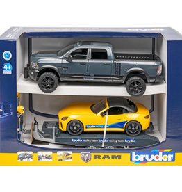 RAM 2500 Power Wagon Roadster Racing Team by Bruder