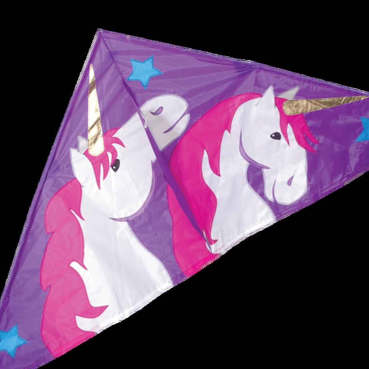 "Premier Kites Delta 56"" Unicorns Kite by Premier Kites"