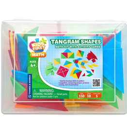 Tangram Shapes Math Kit with Activity Cards