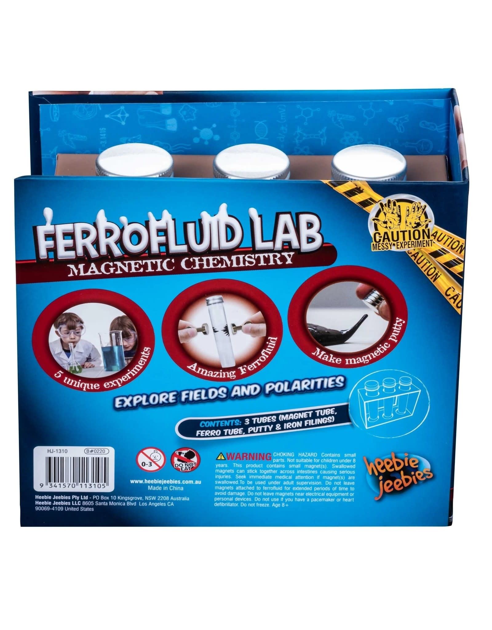 Ferrofluid Lab by Heebie Jeebies