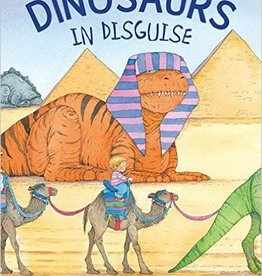 Houghton Mifflin Dinosaurs In Disguise