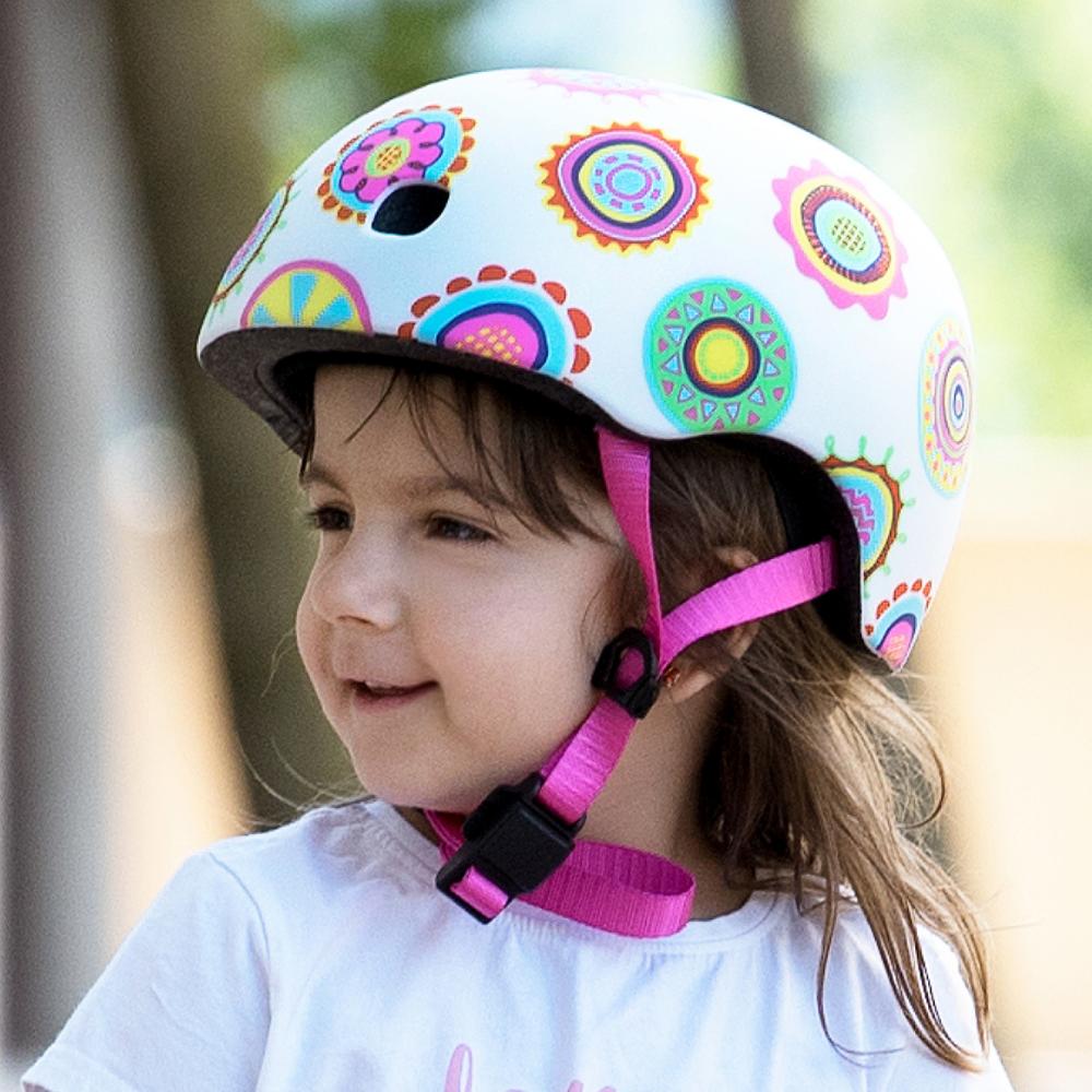 Micro Doodle Dot Helmet - Medium