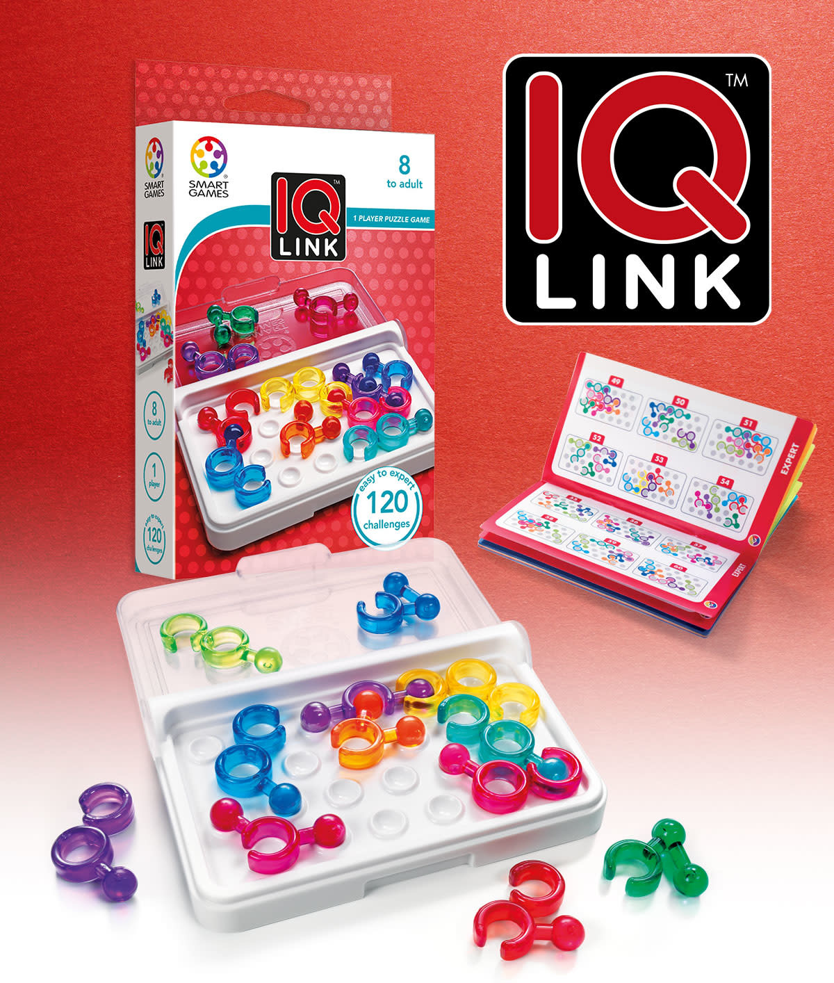 IQ Link by Smart Games