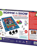 Hoppin' To The Show by Peaceable Kingdom