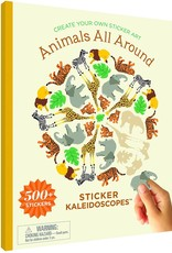 Mrs. Grossmans Sticker Kaleidoscopes - Animals All Around