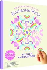 Mrs. Grossmans Sticker Kaleidoscopes - Enchanted Worlds