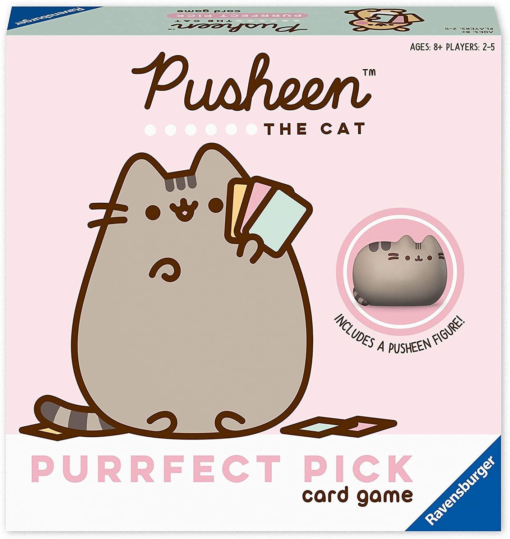 Pusheen Purrfect Pick Game by Ravensburger