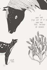 An Illustrated Compendium Animals of a Bygone Era