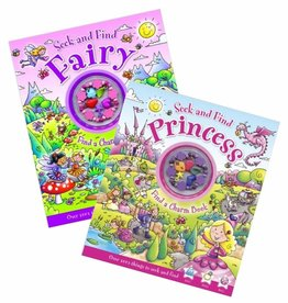 BES Seek and Find Books - Fairy or Princess
