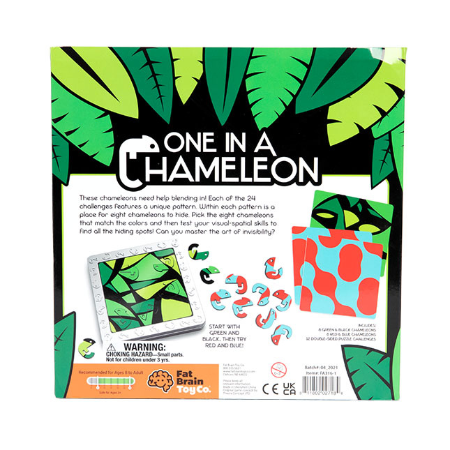 One In A Chameleon by Fat Brain Toys