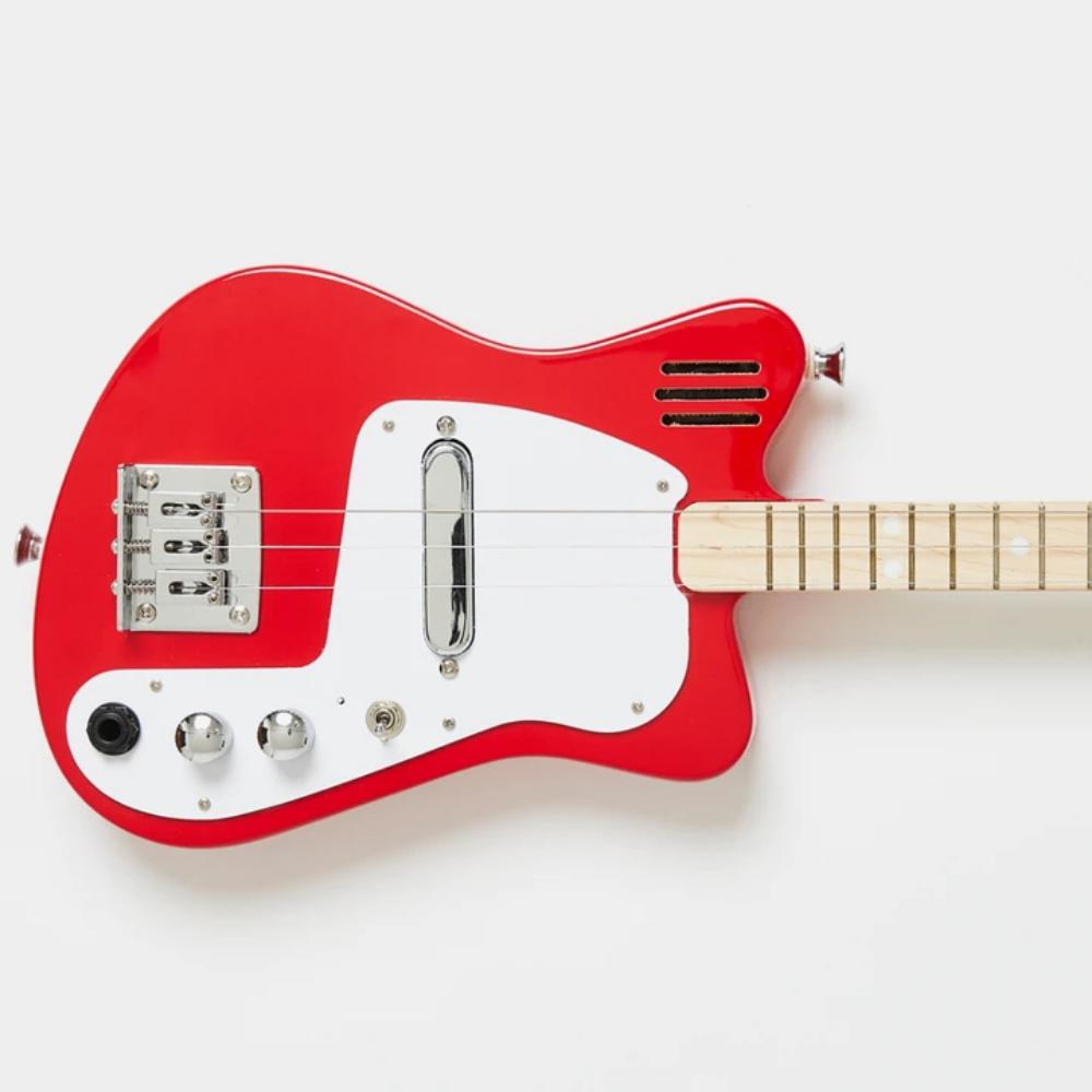 Loog Mini Electric Guitar- Red