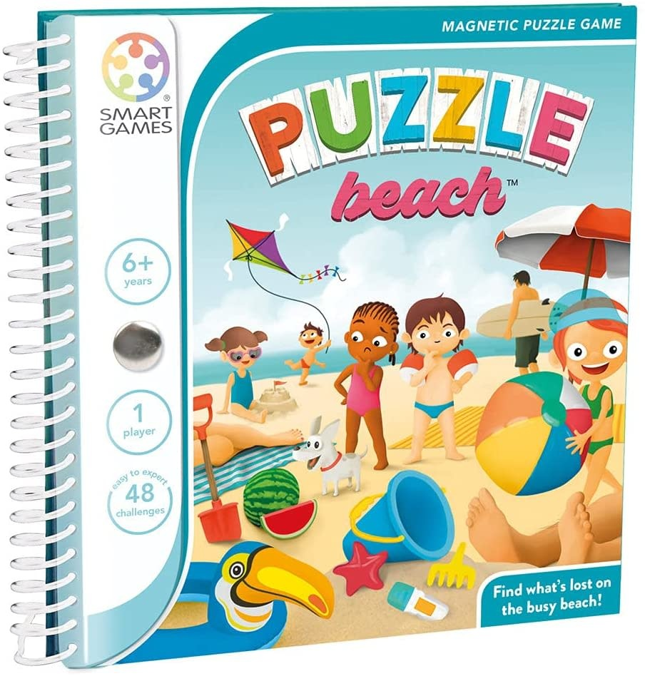 Puzzle Beach by SmartGames