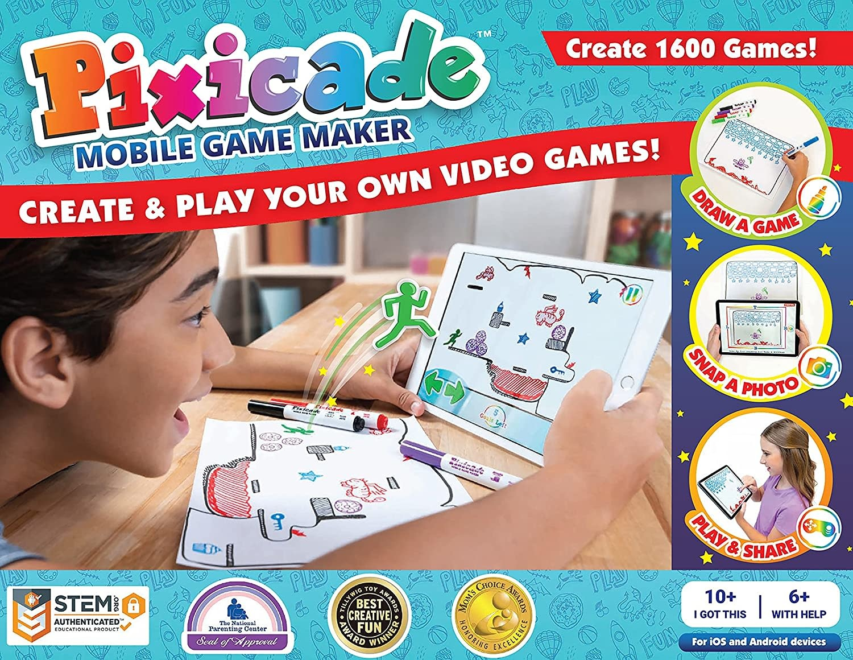 BitOGenius Pixicade Mobile Game Maker by BitOGenius