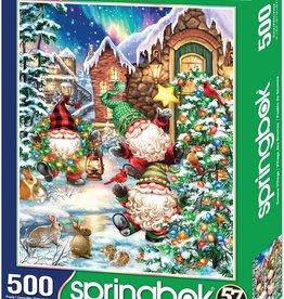 Gnome Village 500-pc Puzzle by Springbok