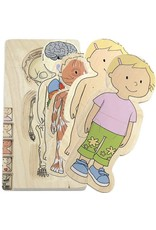Your Body Puzzle by Hape