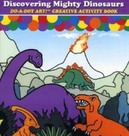 Discovering Mighty Dinosaurs Do-A-Dot Activity Book