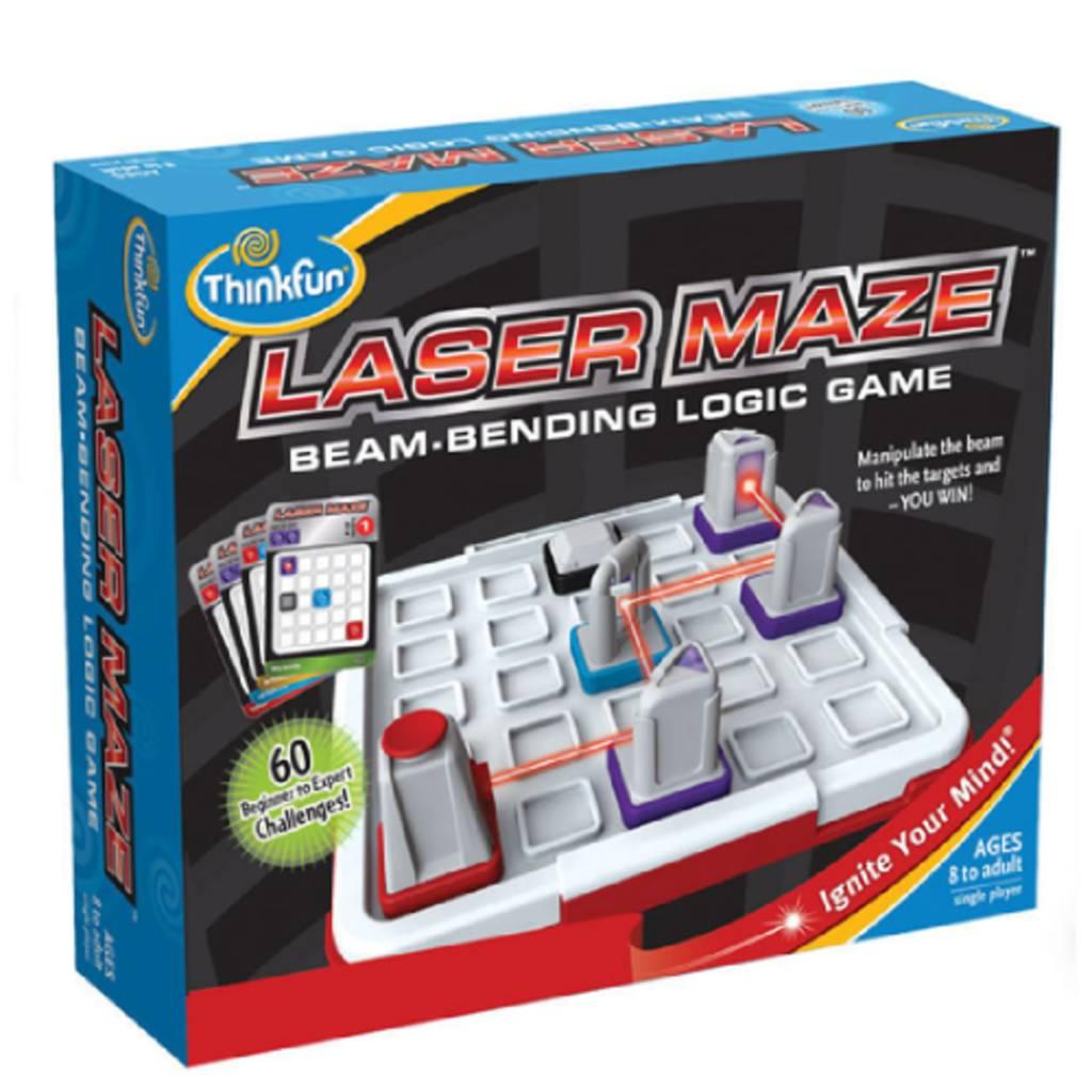 Laser Maze Logic Game by ThinkFun