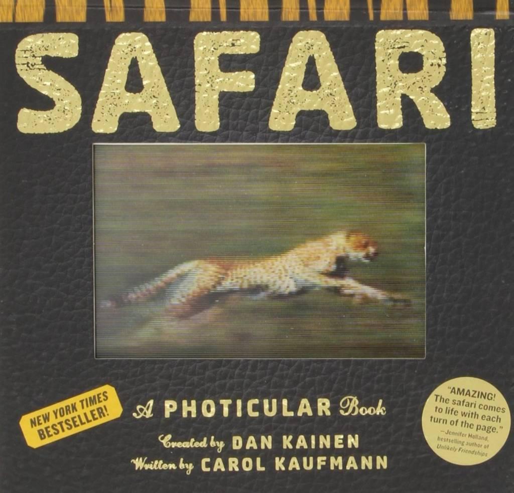 Safari : A Photicular Book