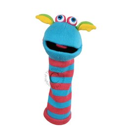 Scorch Knitted Glove Puppet by The Puppet Company