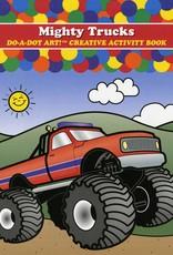 Do A Dot Mighty Trucks Do-A-Dot Art Activity Book