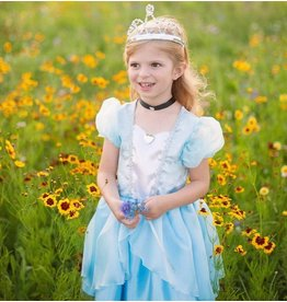 Cinderella Tea Party Dress with Neckband