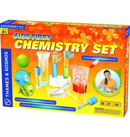 Kids First Chemistry Set by Thames & Kosmos