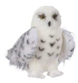 """Douglas Wizard 8"""" Snowy Owl by Douglas Cuddle Toys"""
