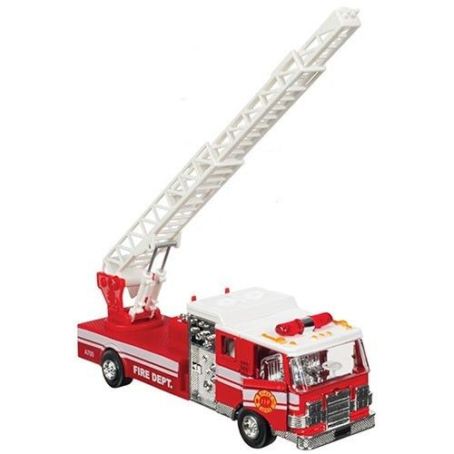 Toy Wonders Die Cast Sonic Fire Truck by Toy Wonders