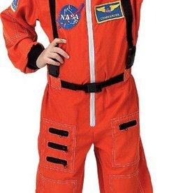 Aeromax Orange Astronaut Suit Size 4/6 by Aeromax
