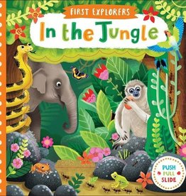 First Explorers In The Jungle Board Book