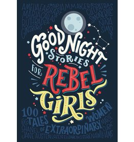 Good Night Stories for Rebel Girls Vol. 1