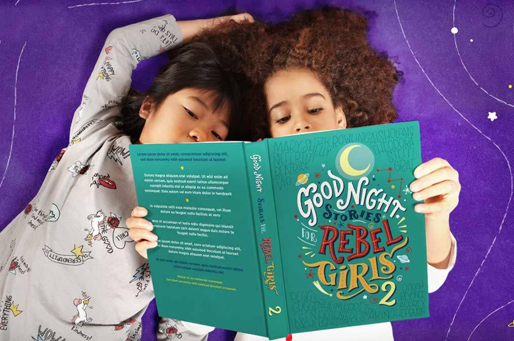 Good Night Stories For Rebel Girls Volume 2