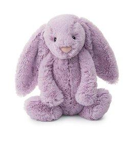 "Bashful Bunny Lilac 12"" Medium by Jellycat"
