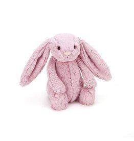 "Bashful Bunny Tulip Small 7"" by Jellycat"