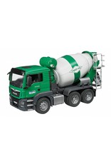 MAN TGS Cement Mixer Truck by Bruder Toys