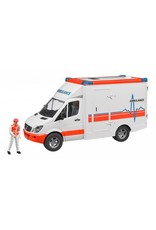 Ambulance by Bruder Toys