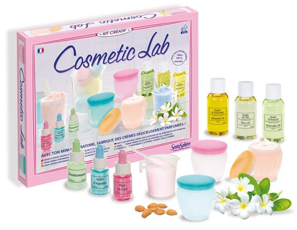 Cosmetic Lab Kit by Sentosphere