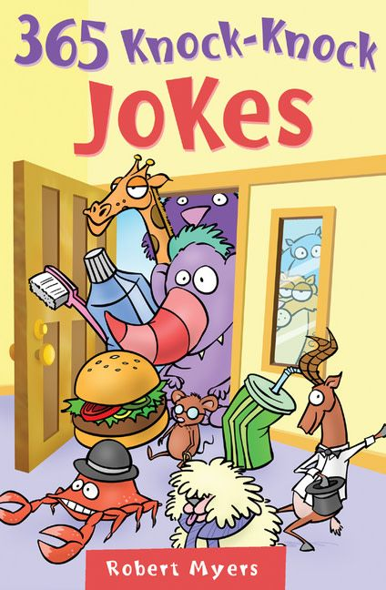 365 Knock Knock Jokes Paperback