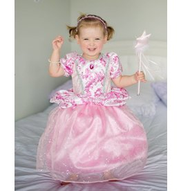 Royal Pretty Pink Princess Dress (2-3)