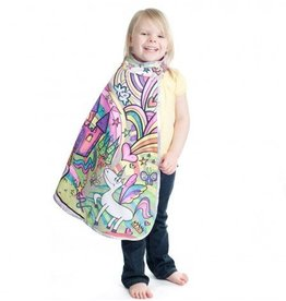 Color-A-Cape Princess by Creative Education