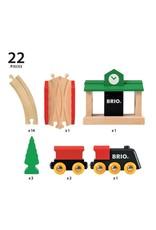 Classic Figure 8 Train Set by BRIO
