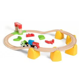 My First Railway Battery Train Set by BRIO
