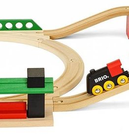Brio Classic Deluxe Train Set by BRIO