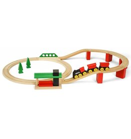Classic Deluxe Train Set by BRIO