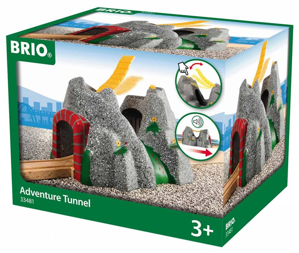 Adventure Tunnel by BRIO