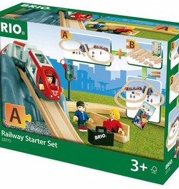 Railway Starter Set by BRIO