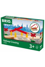 Railway Crossing by BRIO