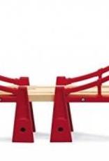 Double Suspension Bridge by BRIO