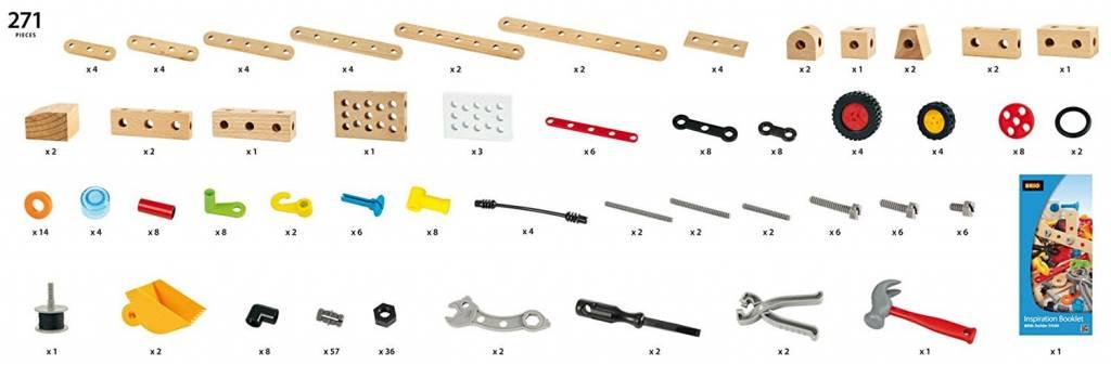 Builder Creative Set by BRIO